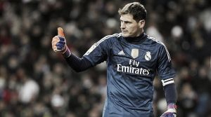 'Easy target' Casillas not affected by criticism