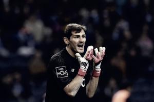 Posible interés en Casillas