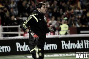 Casillas se convierte en el jugador con más victorias en la Eurocopa