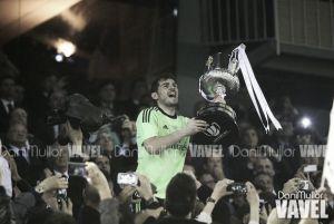 La impoluta Copa 13/14 del Real Madrid