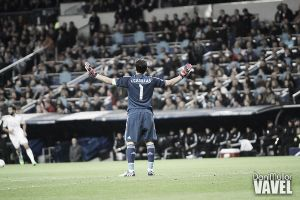 Casillas, el hombre de la Champions