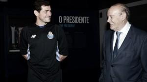 "Pinto da Costa: ""Queremos extender el contrato de Casillas"""