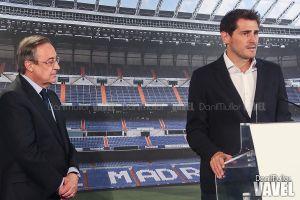 """Casillas: """"Soy un madridista más y siempre que pueda vendré a animar"""""""