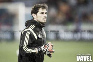 """Casillas: """"Mientras que el seleccionador crea oportuno que me puede llamar, yo acudiré"""""""