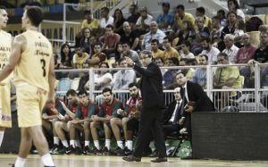 """Luis Casimiro: """"Con intensidad y energía hemos tenido opciones"""""""
