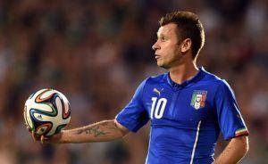 """Cassano: """"Qualcuno ha buttato fango su me e Buffon"""""""