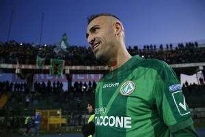 Serie B, Castaldo segna il gol salvezza per l'Avellino
