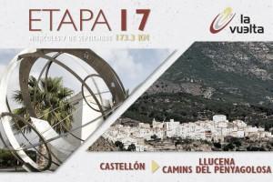 Resultado de la17ª etapa de la Vuelta a España 2016: Frank I dePenyagolosa