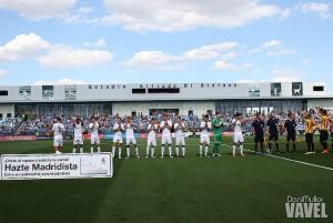 El Castilla ya conoce sus rivales en el Grupo II