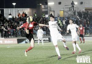 El Real Madrid Castilla se crece contra grandes rivales