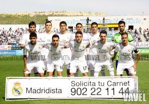 Así llega el Real Madrid Castilla