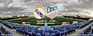 Previa Real Madrid Castilla - CDA Navalcarnero: con vistas al playoff