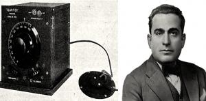 Antonio Castilla, 'el Marconi de Jerez'