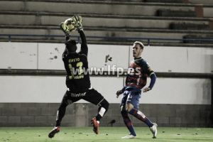 Llagostera - Las Palmas: puntuaciones de Las Palmas, jornada 22 de Liga Adelante
