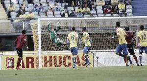 Mirandés - Las Palmas: ¿qué ocurrió en la ida?