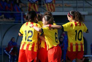 Campeonatos Autonómicos Femeninos: segunda fase
