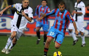 Catania y Parma empatan a nada