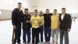 Medalla de plata para Jossimar Calvo en el Mundial de Gimnasia