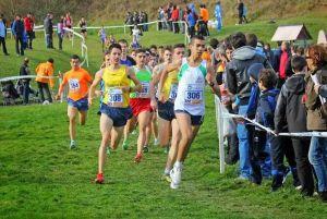 """Carlos Mayo se lleva el título de """"primer europeo"""" en los 10.000 metros"""
