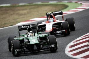 Caterham y Marussia no correrán en Austin