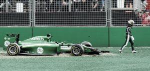 Caterham F1 Team al borde del precipicio