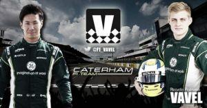Caterham F1 Team: una temporada más en la penumbra
