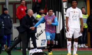 Catania, con la Fiorentina la prima del Maran 2.0