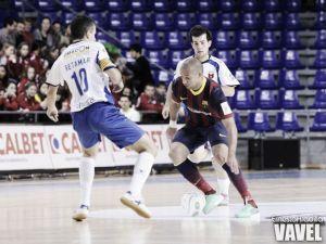 Barça Alusport - Umacón: los maños buscan la épica ante el tricampeón