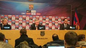 """Ancelotti: """"Por el juego que hemos mostrado hoy, no vamos a bajar los brazos"""""""