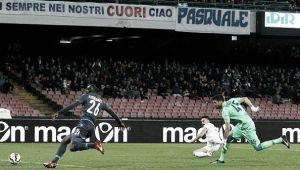 Calvarese e Pinilla fermano il Napoli, finisce 1-1 al San Paolo