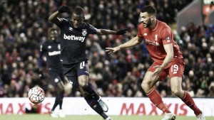 Steven Caulker feels youthful Liverpool side deserved to win against Hammers