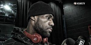 """LeBron James: """"He tomado el reto de liderar a estos chicos"""""""