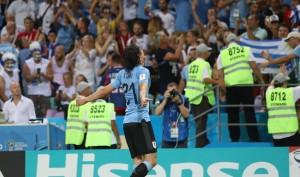 Russia 2018 - Il Fenomeno è Cavani, l'Uruguay batte il Portogallo con una doppietta del Matador