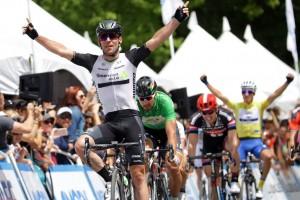 Cavendish pone el broche final