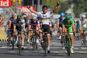 Cavendish joins Omega Pharma-Quick Step