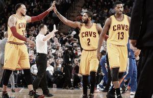 Extremo sufrimiento de Cleveland Cavaliers en el Madison Square Garden