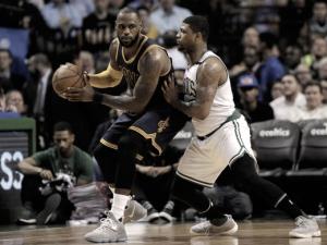Cleveland Cavaliers dominate Boston Celtics in Game 1 117-104