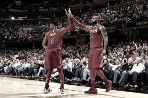 Los Cavaliers vencen a unos combativos Bulls