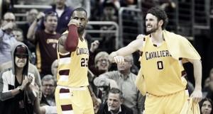 Los Cavs muestran las vergüenzas de unos Spurs sin Duncan
