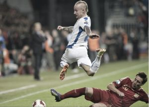 Arsenal Watch: Slovakia 2-1 Spain