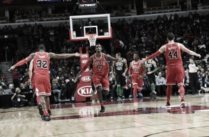 NBA, Chicago sorprende i Celtics. Heat a valanga su Memphis