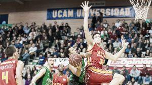 Así llega el UCAM Murcia
