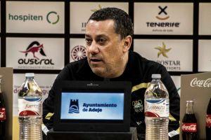"""Alejandro Martínez: """"Si no estamos a su nivel de intensidad nos sacarán del campo"""""""