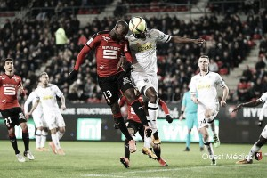 Stade Rennais 1-0 Angers SCO: Own goal glory for Les Rouges et Noirs