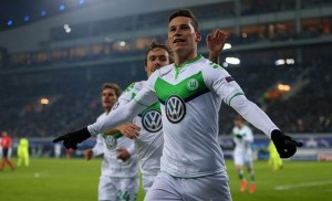 Gent - Wolfsburg 2-3: Draxler trascina i tedeschi alla vittoria