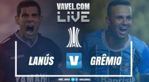 Resultado Lanús x Grêmio pela final da Libertadores 2017 (1-2)
