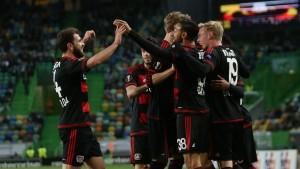 Sporting - Bayer Leverkusen, incubo tedesco per i portoghesi che si complicano