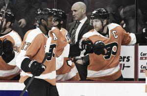 Flyers pierden a Simmonds y MacDonald para el resto de la temporada