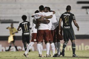Palmeiras joga mal e sai derrotado contra Red Bull Brasil