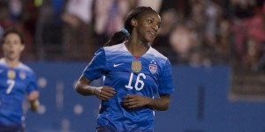Crystal Dunn's Five Goals Power The United States To A 10-0 Victory Over Puerto Rico